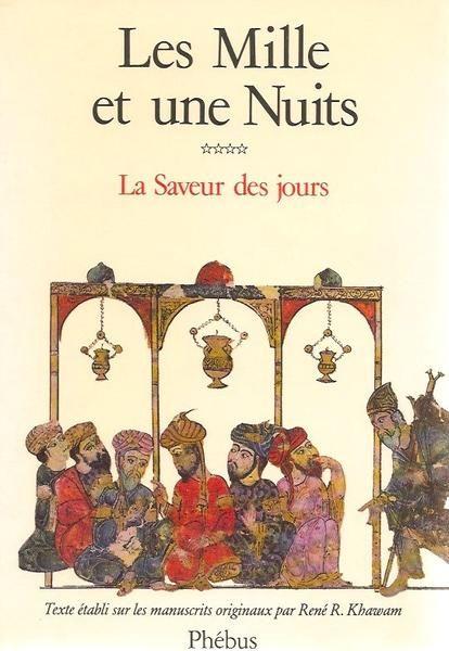 COLLECTIF. Les Mille et une Nuits (Complet en 4 volumes) : Dames insignes et serviteurs galants, Les Coeurs inhumains, Les Passions voyageuses,…