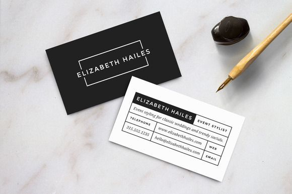 successful business card design is underpinned by some fundamental