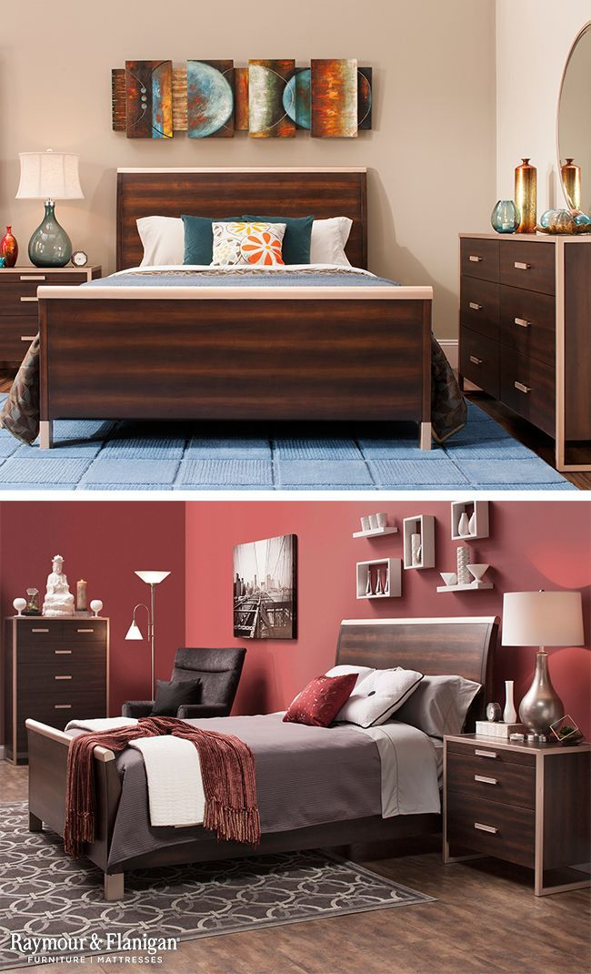 Exceptional This Bedroom Set Brings In A Modern Take On A Retro Look. Itu0027s The Bit