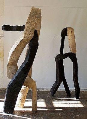 Beate Debus – Kopf und Leib bewegt (moving head and body) 2010