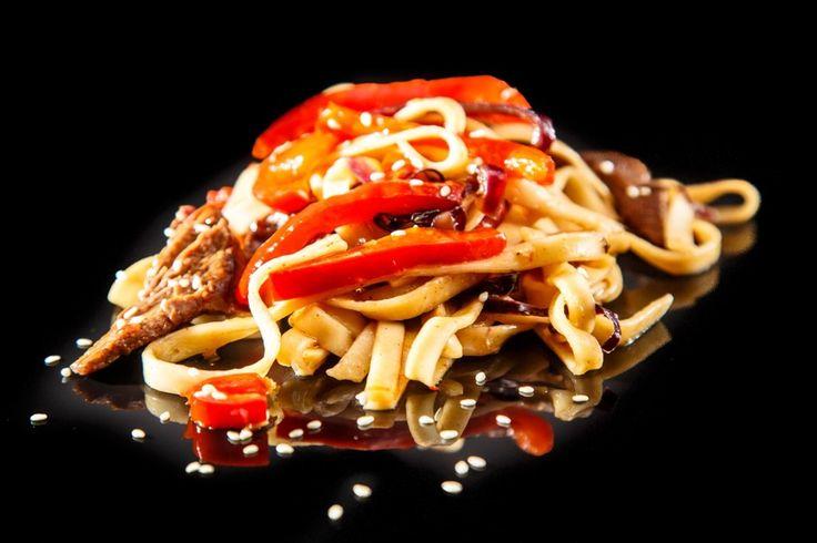 Лапша удон с говядиной - пошаговый рецепт с фото - как приготовить, ингредиенты, состав, время приготовления - Леди Mail.Ru