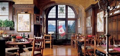Banff Hotel Deals - The Fairmont Banff Springs Alberta canada