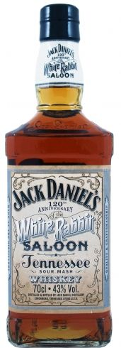 "Jack Daniels  "" White  Rabbit ""                                                                                                                                                      Mais"