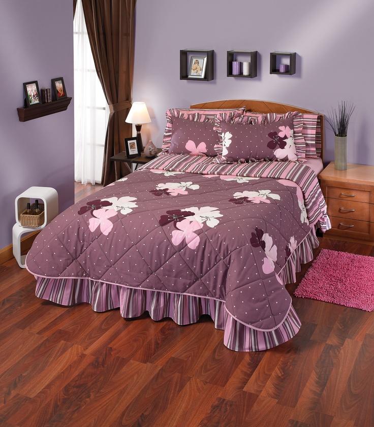 La colcha pink es un nuevo producto de intima hogar que - Colchas de lujo ...