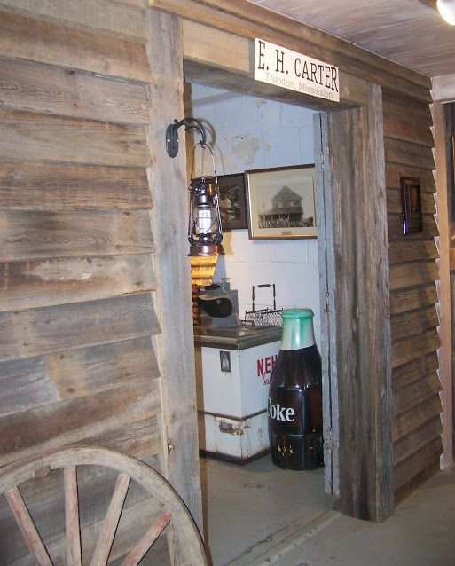 Museum room of old general store with antiques of E. H. Carter Store in Thaxton MS Pontotoc County Photo - m. murphree Google Photos