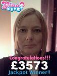 Thrilled Gina Bingo player scoops £3573 | Bingo News | Online Bingo News by BingoWire.com
