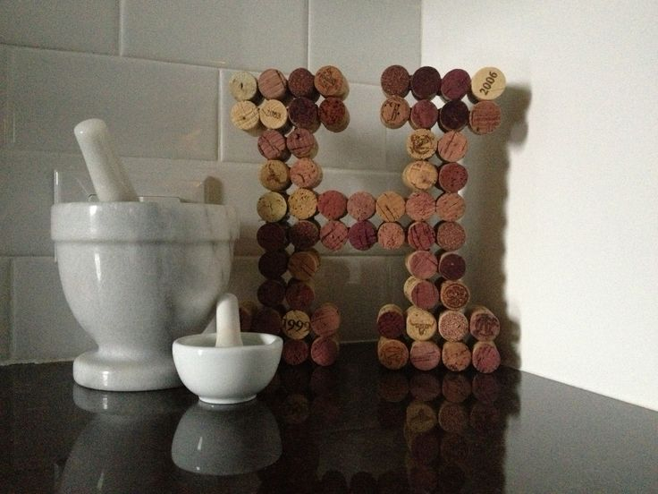 Wine Cork Craft Ideas Pinterest