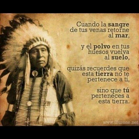 Nativos americanos #quegranverdad #thatstrue