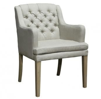 Margeaux Occasional Chair. A Block and Chisel Product.