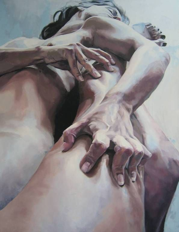 "Saatchi Online Artist: Duarte Vitoria; ""No title"".-"