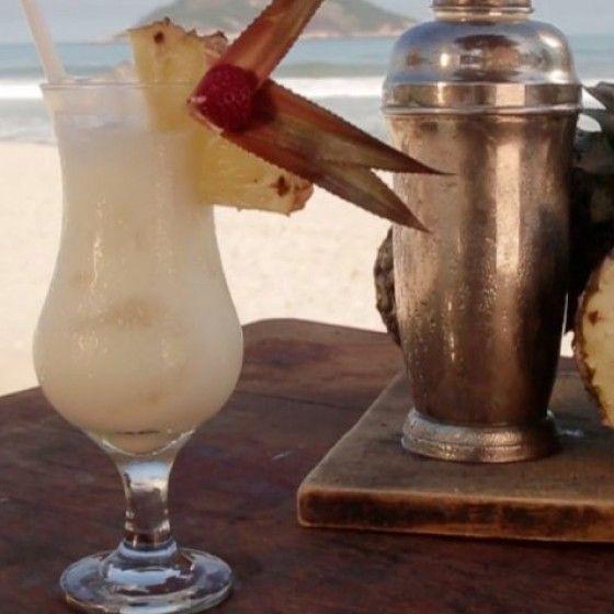 Cocktails: Piña Colada