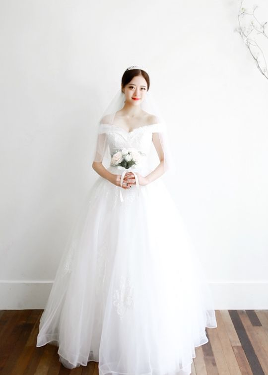 Best Korean Wedding Dresses Ideas On Pinterest Korean