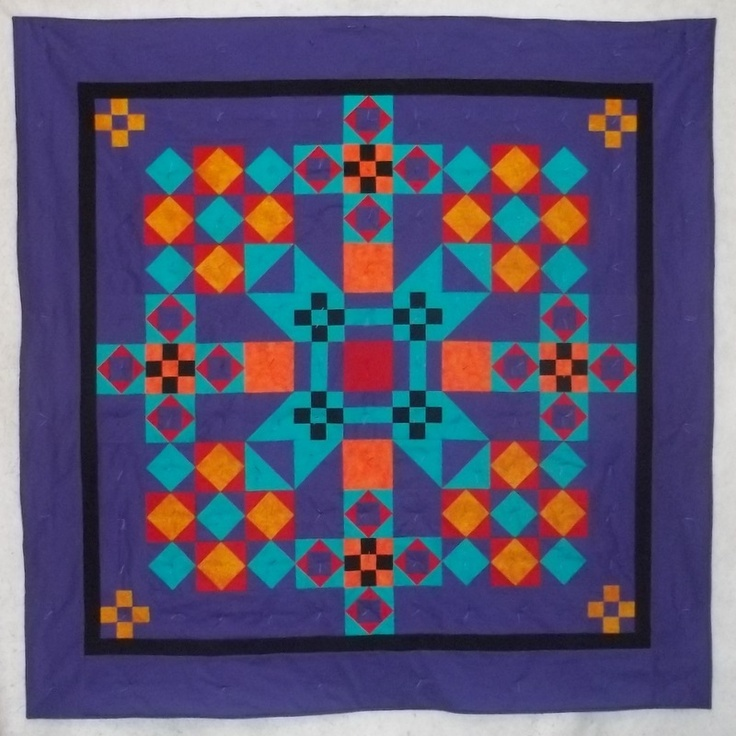 144 best Quilts - Mexican images on Pinterest   Mexicans, Arte ... : new mexico quilt shops - Adamdwight.com