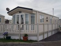 2 Bedroom Static Caravan for Hire on Trecco Bay Carvan Park