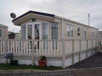 2 Bedroom Static Caravan for Hire on Trecco Bay Carvan Park