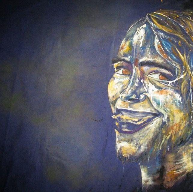 Visit maxolohan.com to see more art #dublin #artist #dublinartist #dublinart #artislife #maxolohan #artoftheday #contemporaryart #modernart #artislife #instaart #2d #2dart #faceart #oneoff #affordableart #acrylic #buyartonline #buyart #new #original #irish #irishart #fabricart #portrait #loveart
