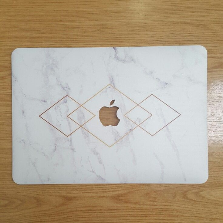 One of today's printed orders, absolutely order the marble macbook case