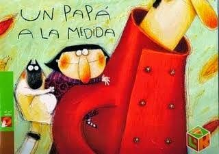 """Un papá a la medida"" - Davide Cali (Edelvives) #padres #papas"