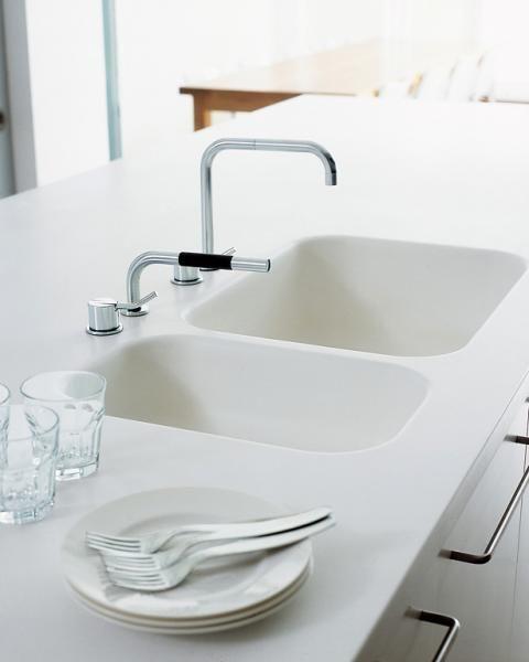 Die Besten 25+ Granit Arbeitsplatte Ideen Auf Pinterest Moderne   Weisse  Kuchenarbeitsplatte Quarz Corian