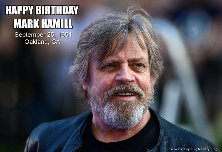Mark Richard Hamill is an American actor, writer, producer, and director. He is known for portraying Luke Skywalker in the original Star Wars trilogy (1977-1983), a role he will be reprising in the upcoming film Star Wars: The Force Awakens (2015). Hamill has also ventured into voice acting, and has voiced the Joker in various the Batman animations, beginning with Batman: The Animated Series in 1992.  Content from Wikipedia. https://en.wikipedia.org/wiki/Mark_Hamill