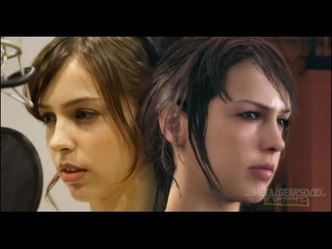 Quiet's Theme - MGS5 - Stefanie Joosten LIVE (With Lyrics) - YouTube