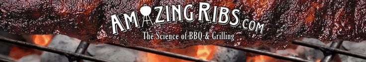 One of the BEST BBQ sites ever! Everything you want to know about cooking up YUMMY Real BBQ at home!! How-to to excellent recipes of all regions! Amazing Ribs!!