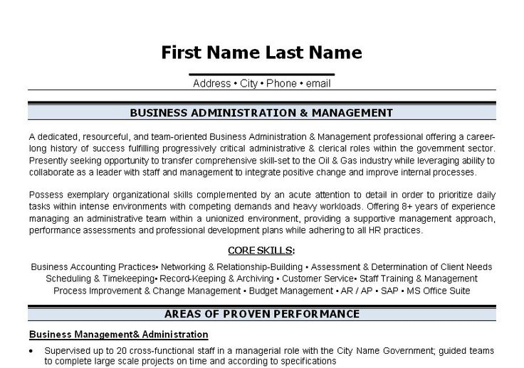 10 Best Best System Administrator Resume Templates