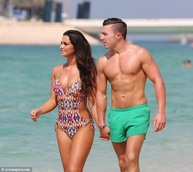 james geordie shore relationship marketing