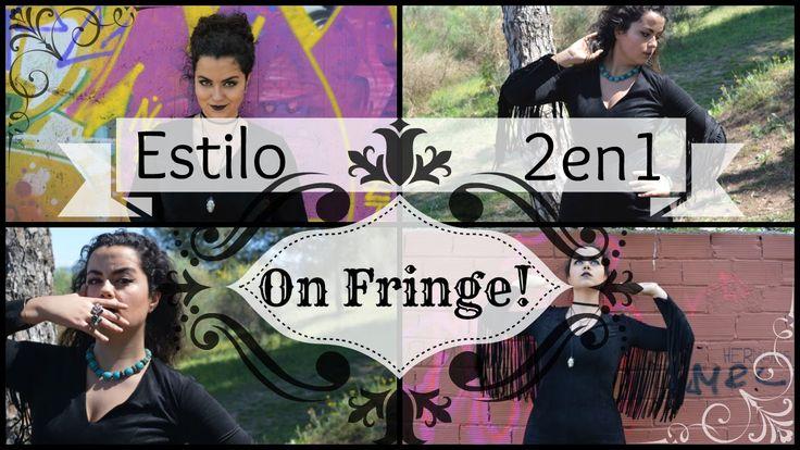 ☆ Estilo 2 en 1: On Fringe! ☆ // Up In The Heels