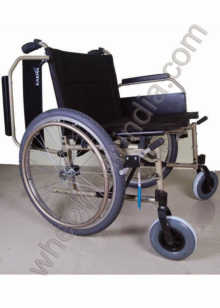 Heavy Duty Wheelchair for handicapped and disability Persons Two type Karma Heavy Duty Wheelchair product like- Karma 8520 Heavy Duty Wheelchair Karma 8020 X Heavy Duty Wheelchair Karma 8520 Heavy Duty Wheelchair It comes with detachable swing away footrests. The wheel chair has flip-back armrests. It comes with centre of gravity adjustment. The wheel chair has wide profile casters. Seat Size 20'' inch & 22'' inch Total Weight 17 K.G. Karma 8520 Heavy Duty Wheelchair Karma 8520 Heavy Duty…