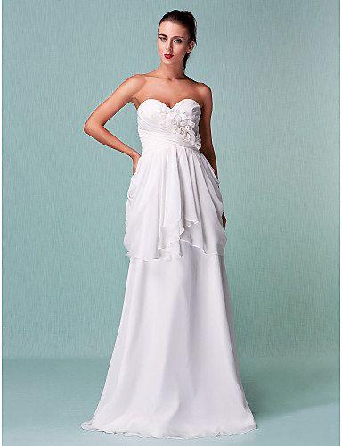289 best Kolom Trouwjurk images on Pinterest   Bridal dresses, Short ...