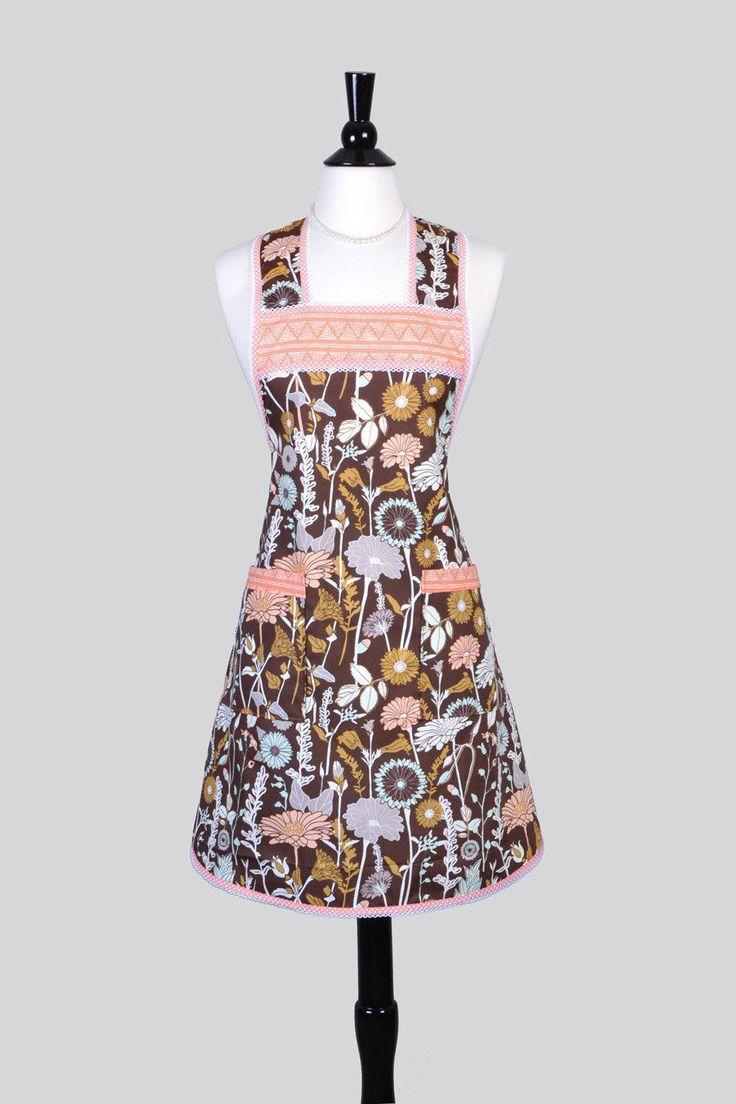 7 best Aprons - Housewife images on Pinterest | Retro apron, Vintage ...