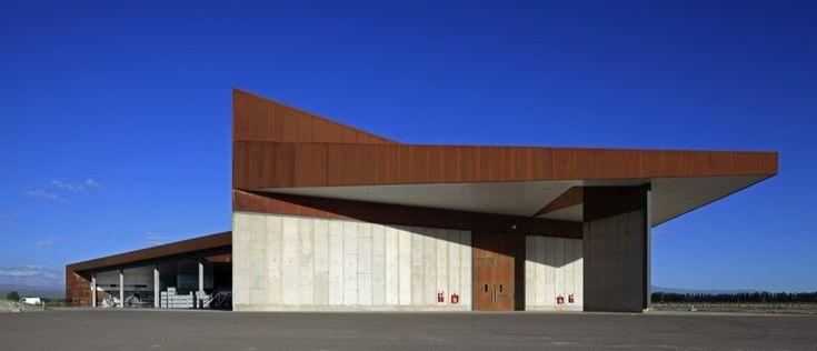 Gallery - Navarro Correas Winery / aft Arquitectos - 8