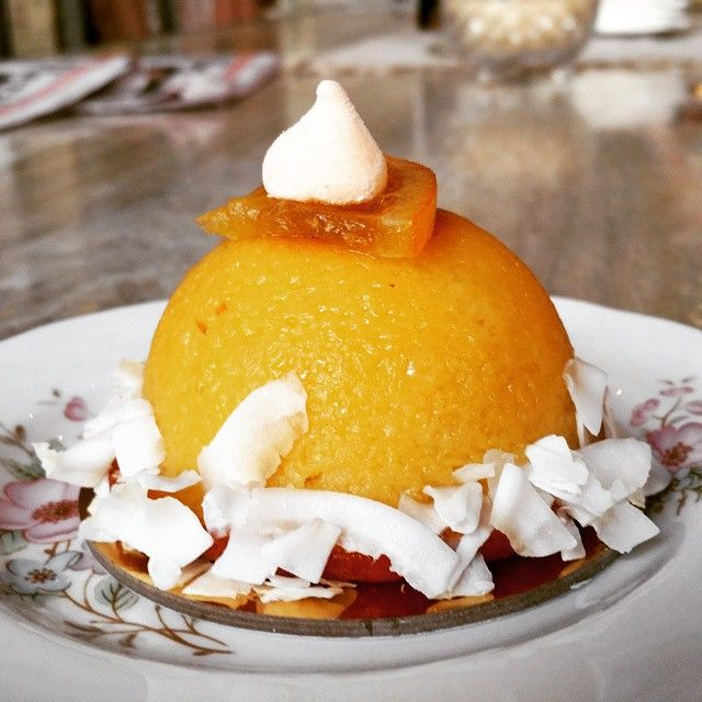 Our orange & almond cake would like to help you get rid of your 3pm slump. #cake #desserts #dessert