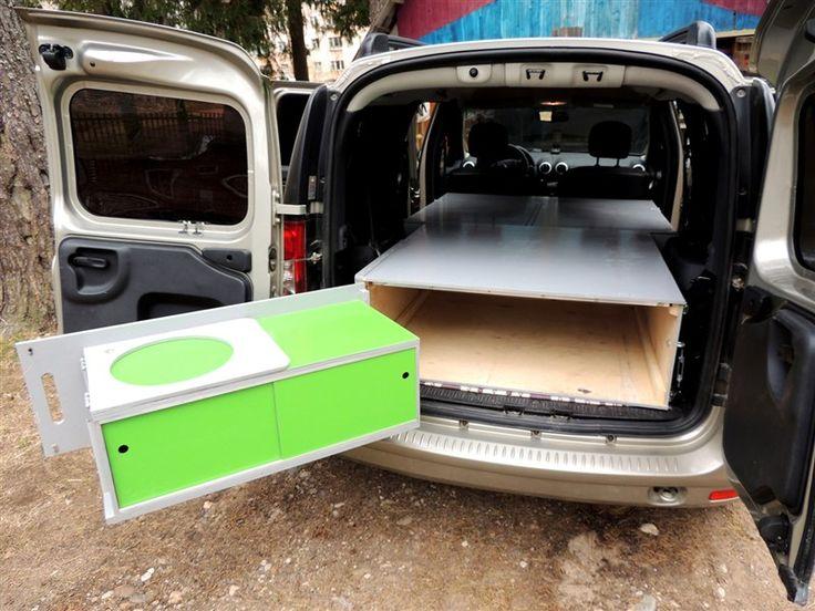 Лада Ларгус   Dacia Logan MCV mini camper - Авто Трэвел - Форум о домах на колесах - Где? Что? Почем? - Сравнение отечественных брендов и авторских разработок