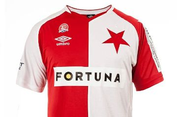Slavia Praha 2015/16 Umbro Home and Away Kits