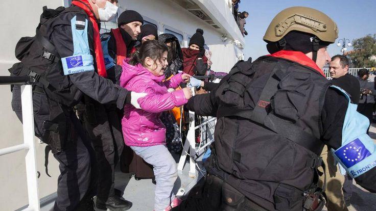 EU ønsker å kunne overstyre norsk grensekontroll - Aftenposten