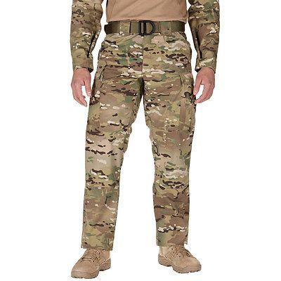5.11 Tdu Cargos Tactiques Armée Combat Militaire Pants Mens Pantalon Camo Multic in Vêtements, accessoires, Hommes: vêtements, Pantalons | eBay