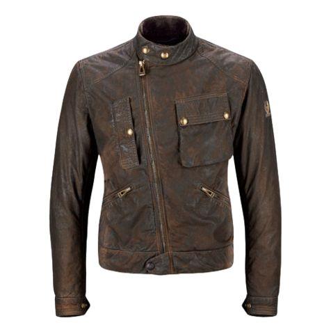 BELSTAFF IMPERIAL Mens Motorcycle Jacket