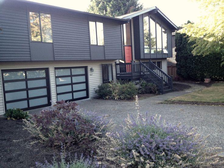 Split Foyer Home Exterior : Best split level exterior remodel images on pinterest