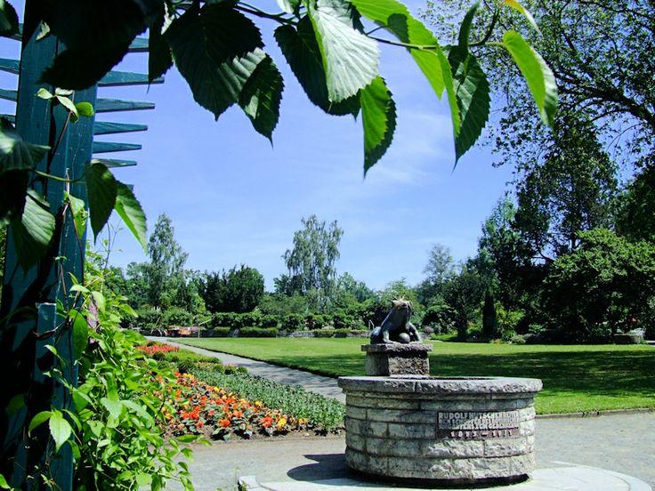 Cool Hof Botanischer Garten