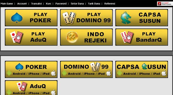 5 permainan di 200 Situs Poker Online Terpercaya dan Terbaru Server Jasa