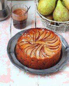 Délices d'Orient: Gâteau poires et noisettes
