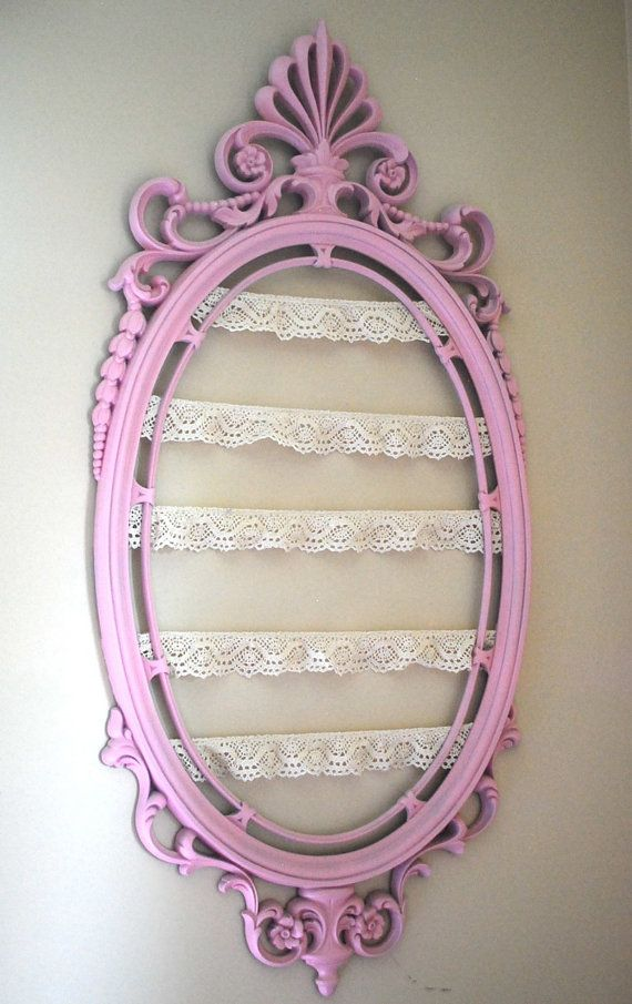 This is an awesome display frame! I might try to make this bow holder