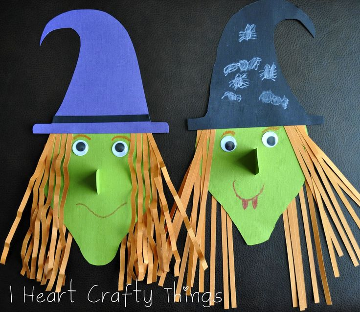 Halloween Witch project