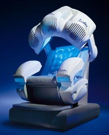 Trifacciale alta pressione con massaggio