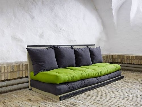 Tatami Mats Are Great For Versatility Being Useful To Create A Funky Sofa Or