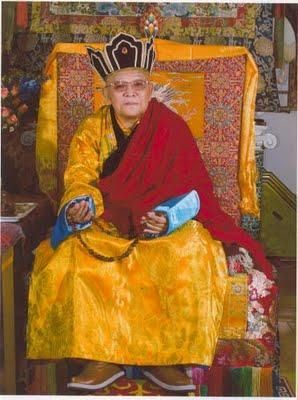 The 9th Jebtsundamba Khutughtu (1932 – 2012) was the 9th reincarnation of the Jebtsundamba Khutuktu, the third highest lama in the Tibetan Buddhism hierarchy and the spiritual leader of the Gelug lineage among the Khalkha Mongols. Although recognized as the reincarnation of the Bogd Khan in 1936, his identity was kept a secret by the Dalai Lama until 1990 due the persecution of the Buddhist religion by the Mongolian People's Republic, and did not reside in Mongolia until the last of his…