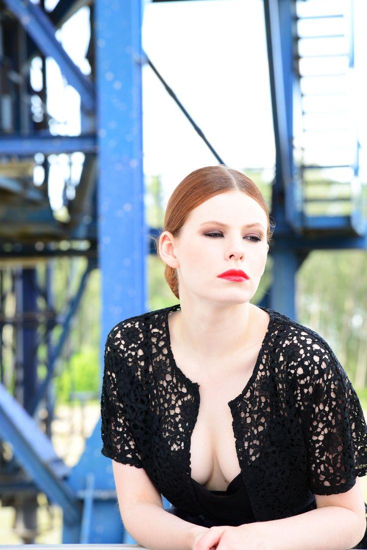 #Kleid: #VeraWang #Rock: #Lanvin Fotograf: Francisco Peralta Make up: Sandra Maron Model: Anastasia - mother agency models & talents mgmt
