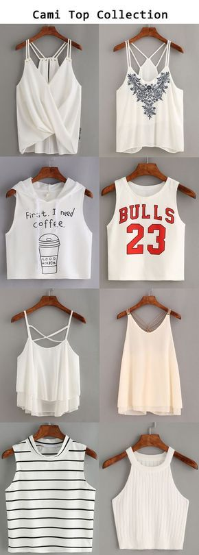Cami top collection for you